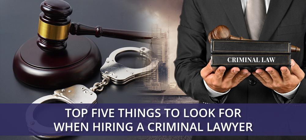 criminal lawyer in toronto